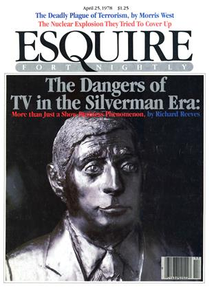 Cover for the April 25,  1978 issue