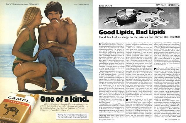 Good Lipids, Bad Lipids