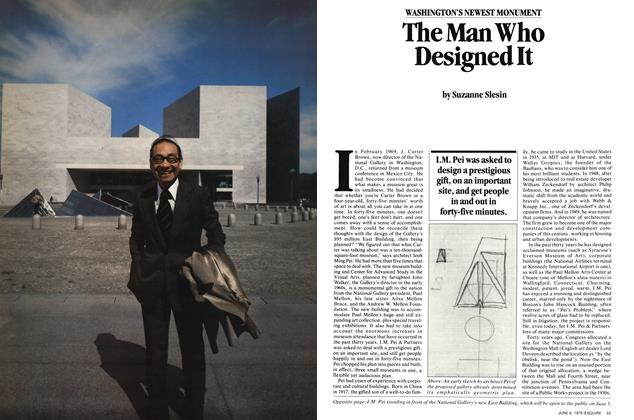 The Man Who Designed It