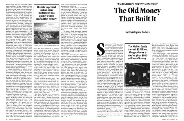 The Old Money That Built It