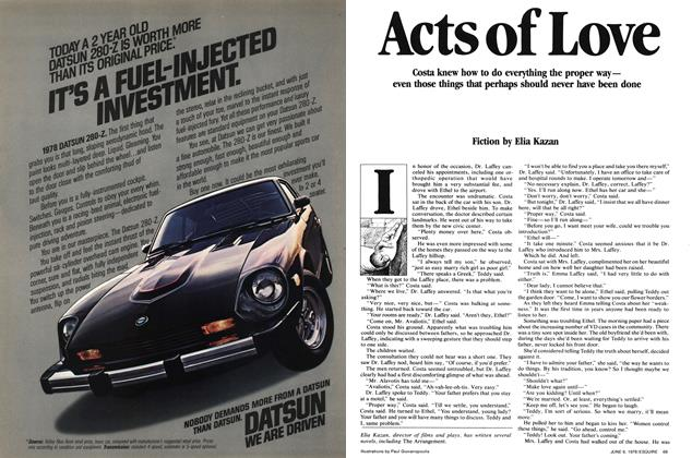 Article Preview: Acts of Love, June 6,  1978 | Esquire