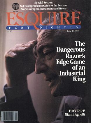 Cover for the June 20,  1978 issue