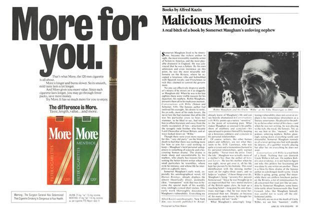 Malicious Memoirs