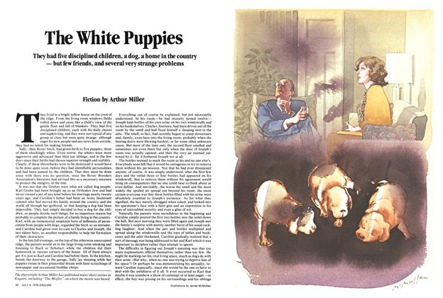 The White Puppies