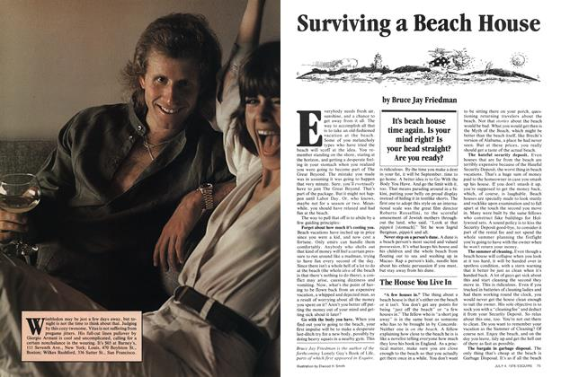 Surviving a Beach House
