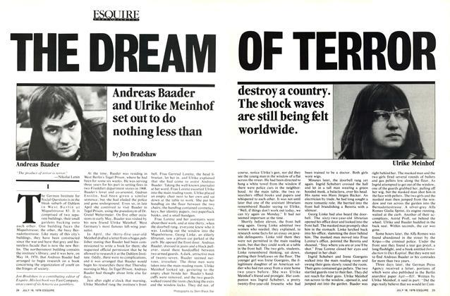 The Dream of Terror
