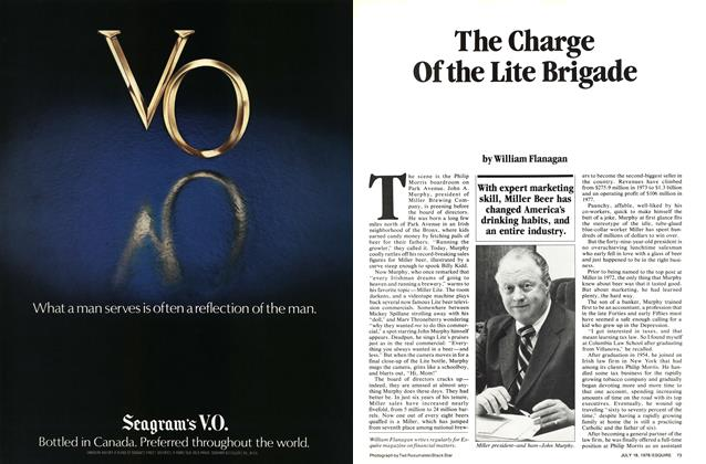 The Charge of the Lite Brigade
