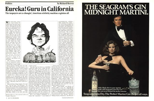 Article Preview: Eureka! Guru in California, July,18 1978 1978 | Esquire