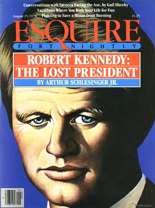 Cover for the August 15,  1978 issue