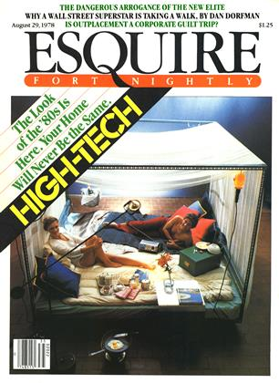 Cover for the August 29,  1978 issue