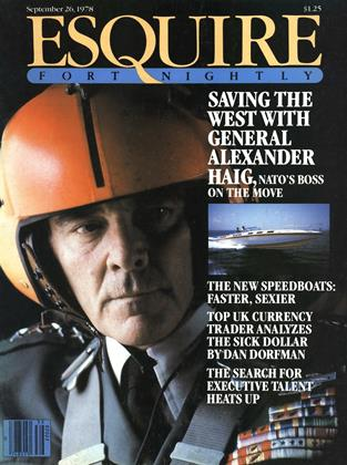 Cover for the September 26,  1978 issue
