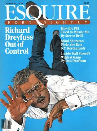 Cover for the October 10,  1978 issue