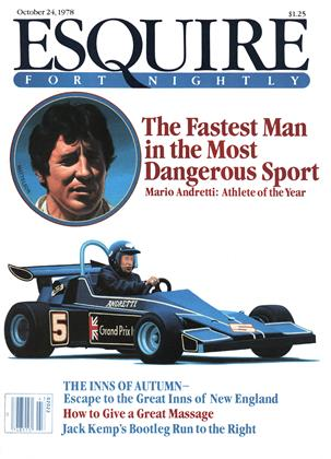 Cover for the October 24,  1978 issue