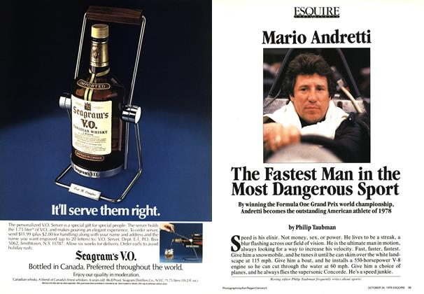 Mario Andretti: The Fastest Man in the Most Dangerous Sport