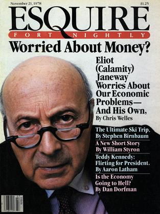 Cover for the November 21,  1978 issue