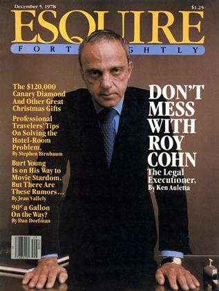 Cover for the December 5,  1978 issue