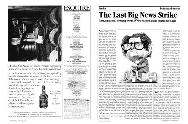 Article Preview: The Last Big News Strike, December 5, 1978 1978   Esquire
