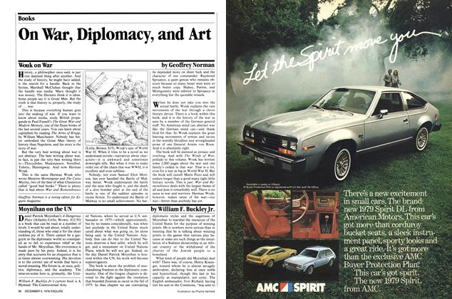 Article Preview: Wouk on War, December 5, 1978 1978 | Esquire
