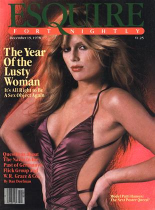 Cover for the December 19,  1978 issue