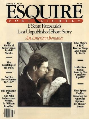 Cover for the January 30,  1979 issue