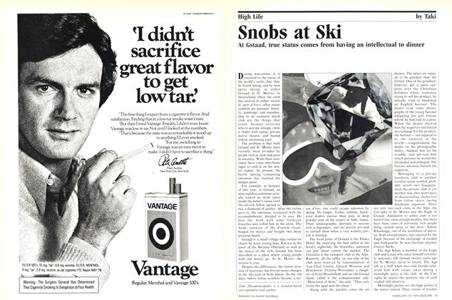 Snobs at Ski