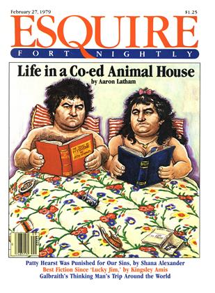 Cover for the February 27,  1979 issue