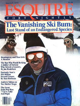 Cover for the March 27,  1979 issue
