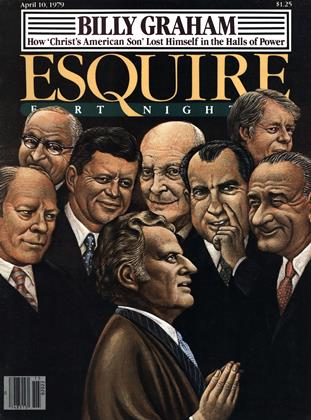 Cover for the April 10,  1979 issue