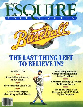 Cover for the April 24,  1979 issue