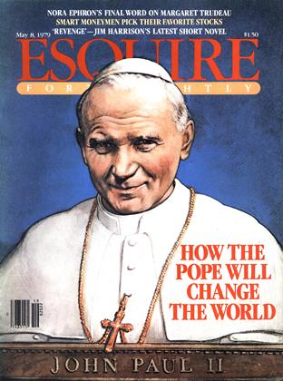 Cover for the May 8,  1979 issue