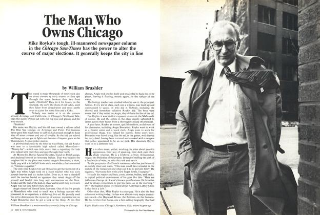 Article Preview: The Man Who Owns Chicago, May 8, 1979 1979 | Esquire