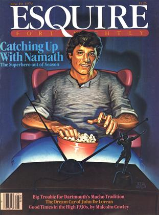 Cover for the June 19,  1979 issue