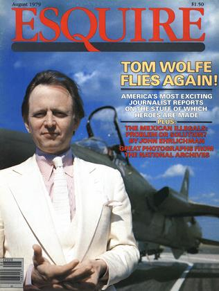 Cover for the August 1979 issue