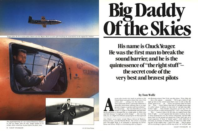 Article Preview: Big Daddy of the Skies, August 1979 1979 | Esquire