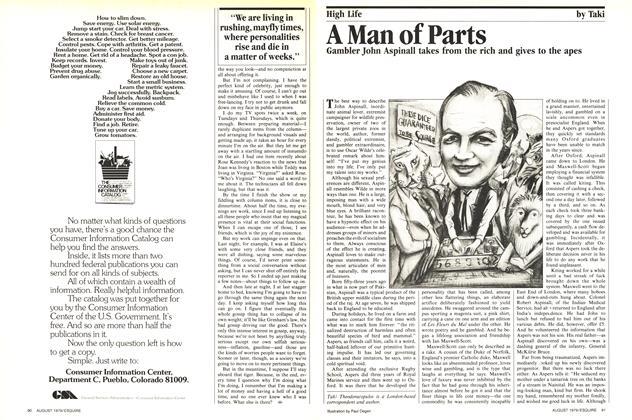 A Man of Parts