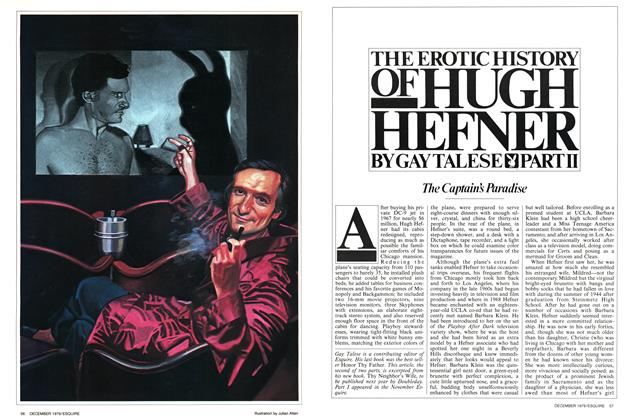 Article Preview: The Erotic History of Hugh Hefner: Part II, December 1979 | Esquire