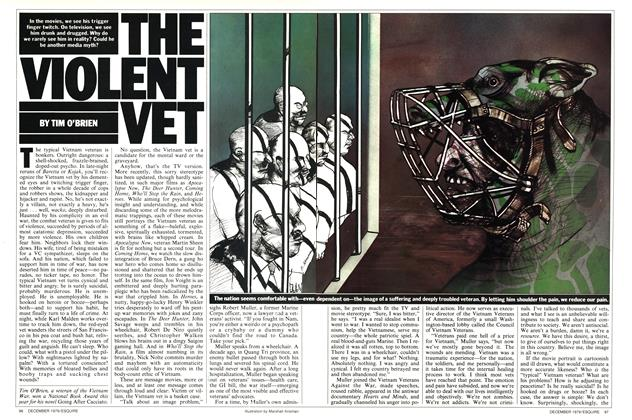 Article Preview: The Violent Vet, DECEMBER 1979 1979 | Esquire