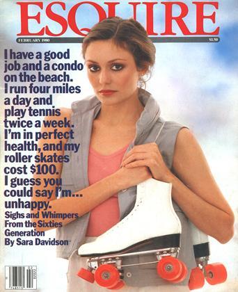 FEBRUARY 1980 | Esquire