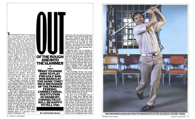 Article Preview: Out of the Rough and Into the Slammer, February 1980 | Esquire