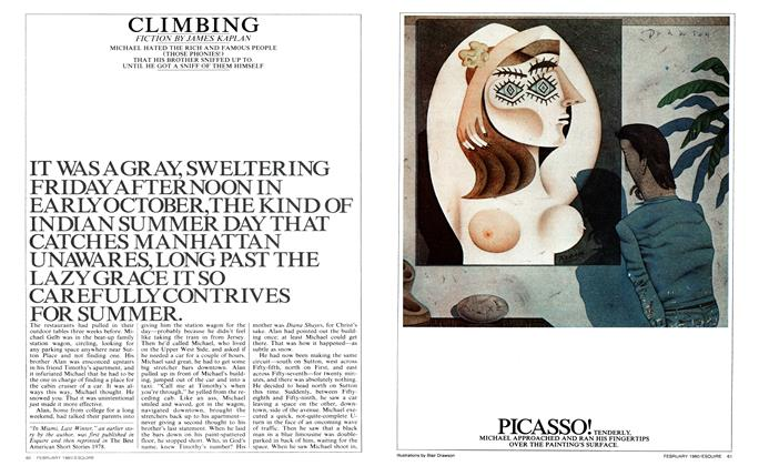 Article Preview: Climbing, February 1980 | Esquire