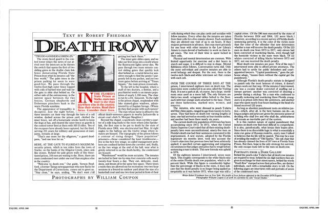 Article Preview: Death Row, April 1980 | Esquire