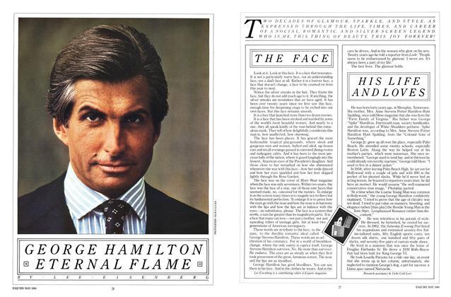 George Hamilton, Eternal Flame