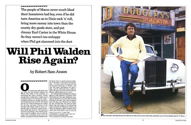 Article Preview: Will Phil Walden Rise Again?, June 1980 | Esquire
