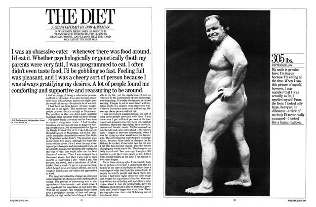 Article Preview: The Diet, June 1980 | Esquire