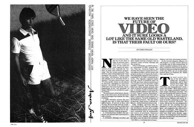 Article Preview: We Have Seen the Future of Video, June 1980 | Esquire