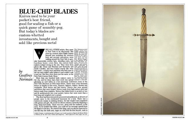 Blue-Chip Blades