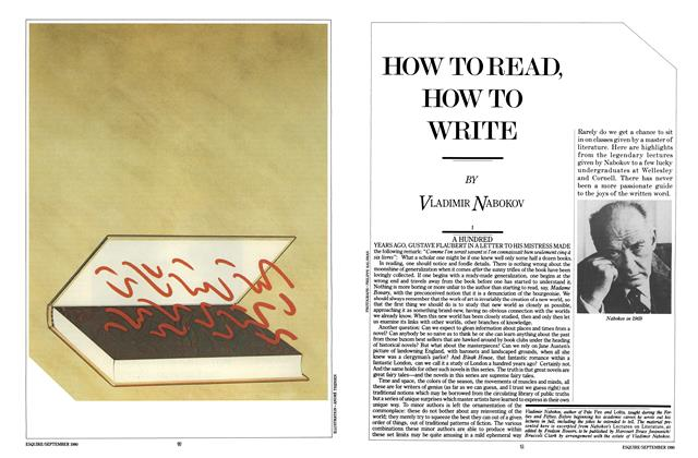 How to Read, How to Write