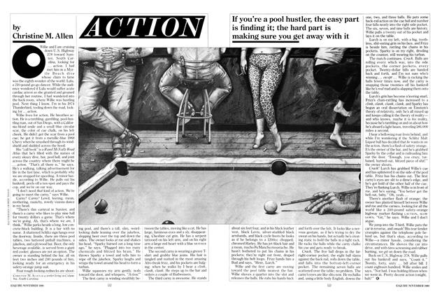 Article Preview: ACTION, NOVEMBER 1980 1980 | Esquire