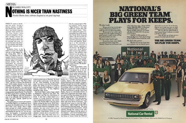 Article Preview: NOTHING IS NICER THAN NASTINESS, NOVEMBER 1980 1980 | Esquire