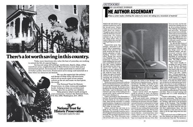 Article Preview: THE AUTHOR ASCENDANT, December 1980 | Esquire